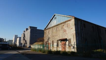 田浦の倉庫