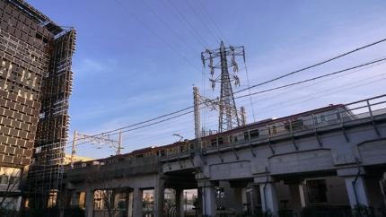 東急緑ケ丘駅