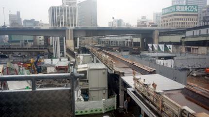 東急渋谷駅跡