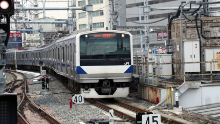 上野東京ライン