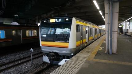 南武線E233
