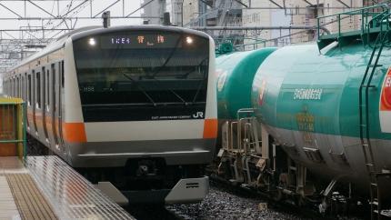 中央線E233