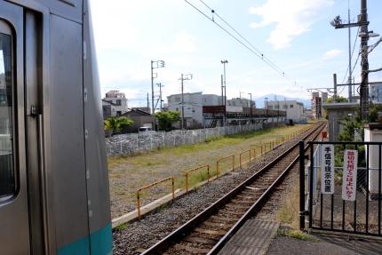 相模支線寒川駅