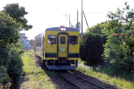 いすみ鉄道 上総中川駅