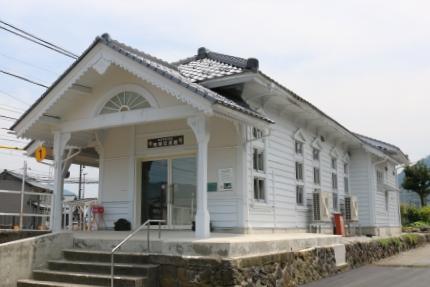 京福鉄道永平寺口駅