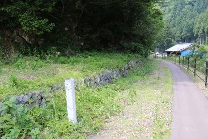 京福電鉄永平寺線跡