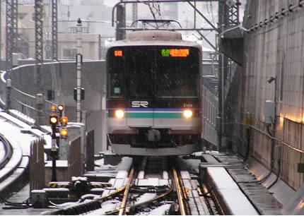 目黒線大岡山駅