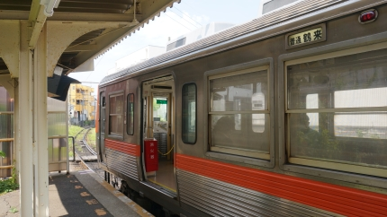 北陸鉄道野町駅