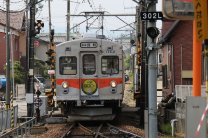 北陸鉄道石川線100年