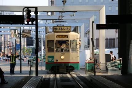 富山地地方鉄道市内線