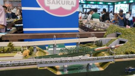 鉄道模型ショウ2015