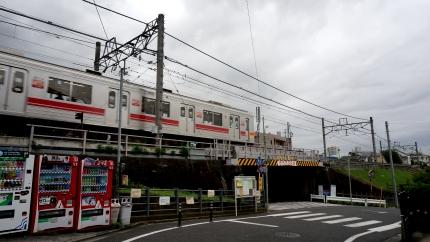 東急北千束駅