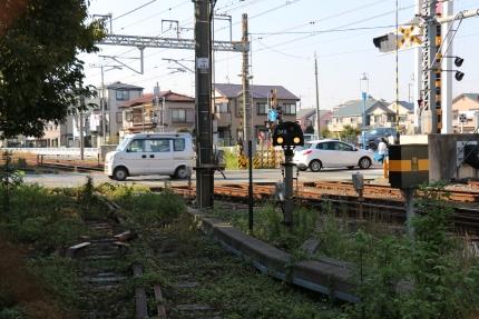 相模鉄道引き込み線