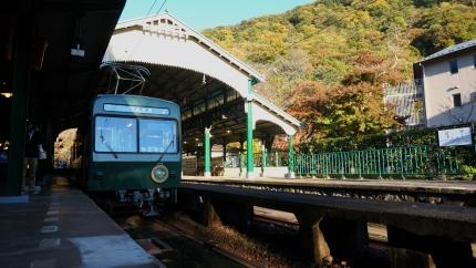 叡山電車八瀬