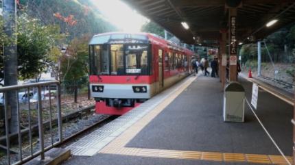 叡山電車鞍馬