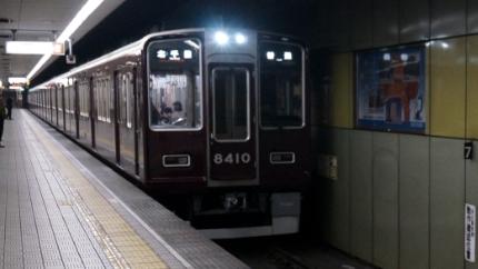 堺筋線 阪急電車