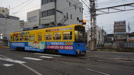 阪堺電車 住吉