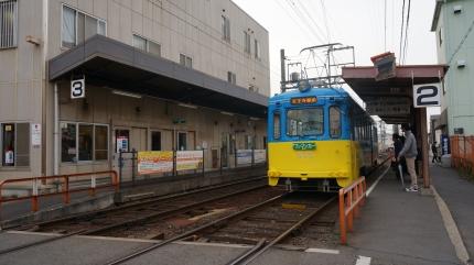 阪堺電車 我孫子道