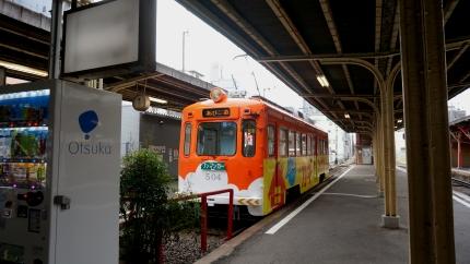 阪堺電車 恵美寿町