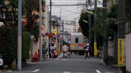 東急大井町線 九品仏