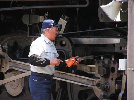秩父鉄道C58検査