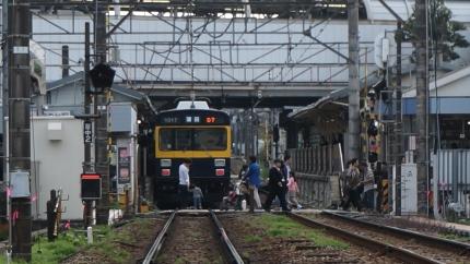 東急きになる電車