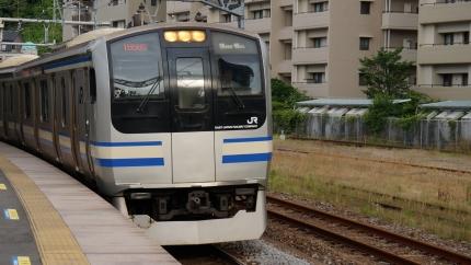 JR横須賀