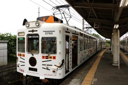 和歌山鐵道 ネコ電車