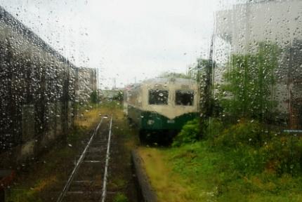紀州鉄道紀伊御坊駅