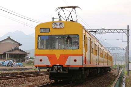 三岐鉄道 丹生川