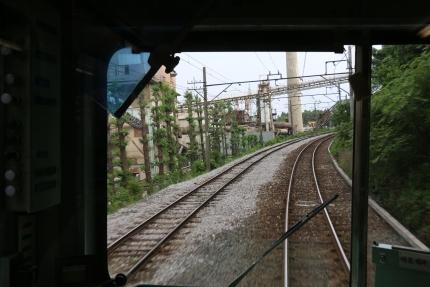 三岐鉄道 東藤原