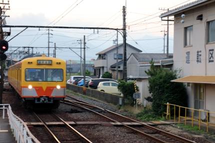 三岐鉄道 保々駅