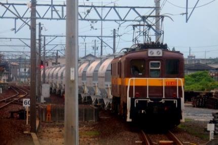 三岐鉄道 貨物列車