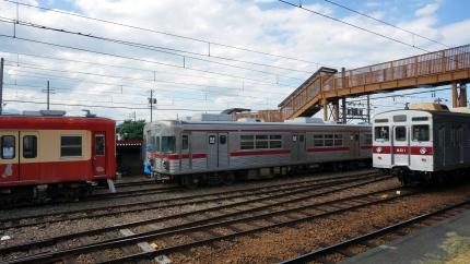 長野電鉄8500