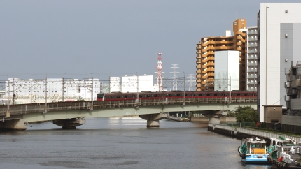 京葉線潮見駅