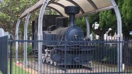 鉄道連隊蒸機