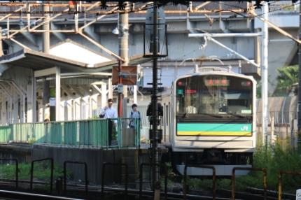 JR南部支線 浜川崎駅