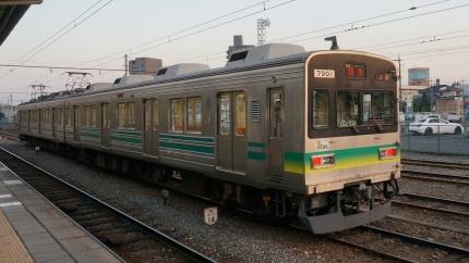 秩父鉄道7900