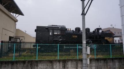 会津鉄道 会津田島