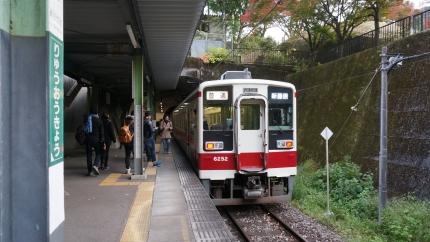 野岩鉄道 竜王峡駅