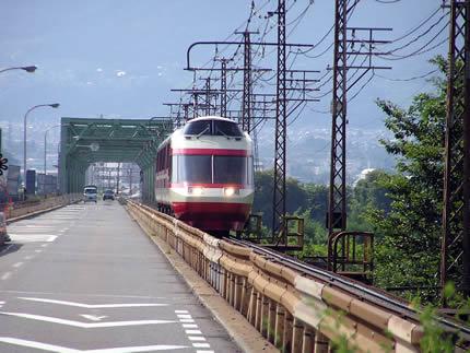 村山橋1000系