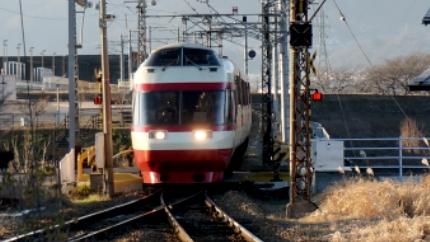 長野電鉄 村山駅
