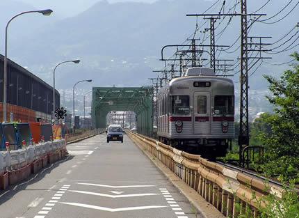 村山橋3500系