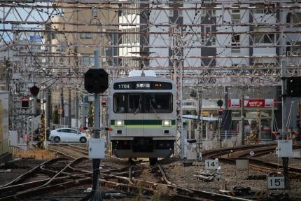 東急多摩川線 蒲田駅