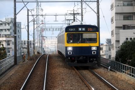 東急多摩川線 第2京浜