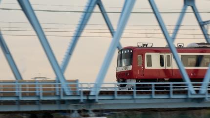 京急とJRの多摩川の橋