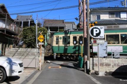 江ノ電 江ノ島駅