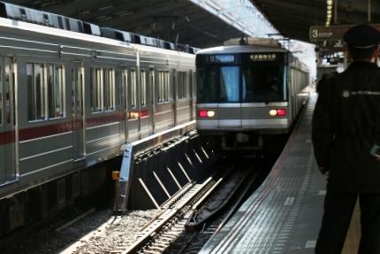 東京メトロ 日比谷線