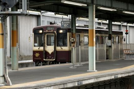 JR桐生 わたらせ渓谷鐵道