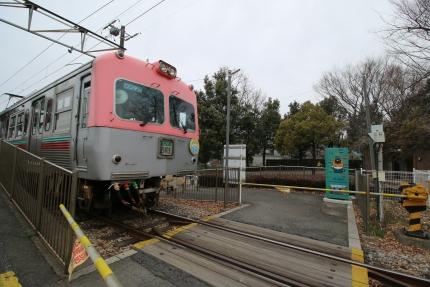 上毛電気鉄道 心臓血管センター駅